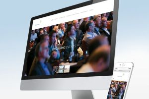 Eventsia Website